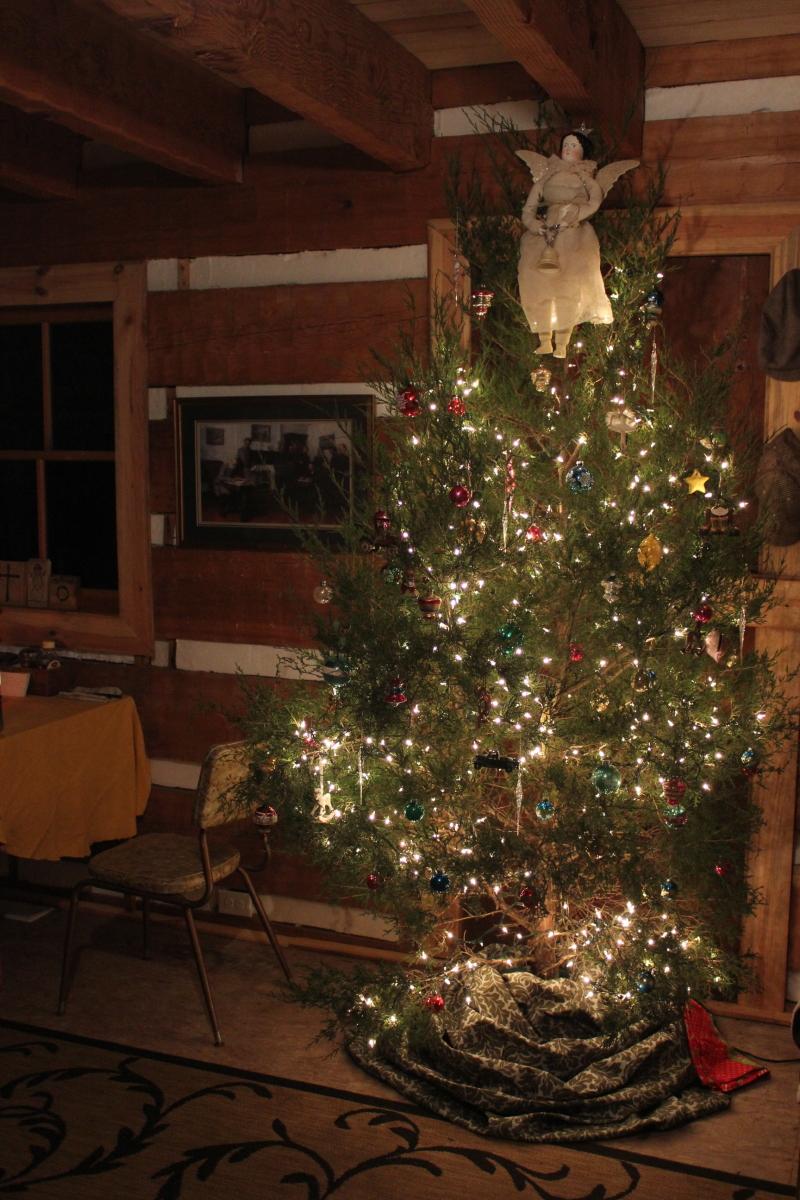 IMG_9869_vintage retro decor real christmas tree